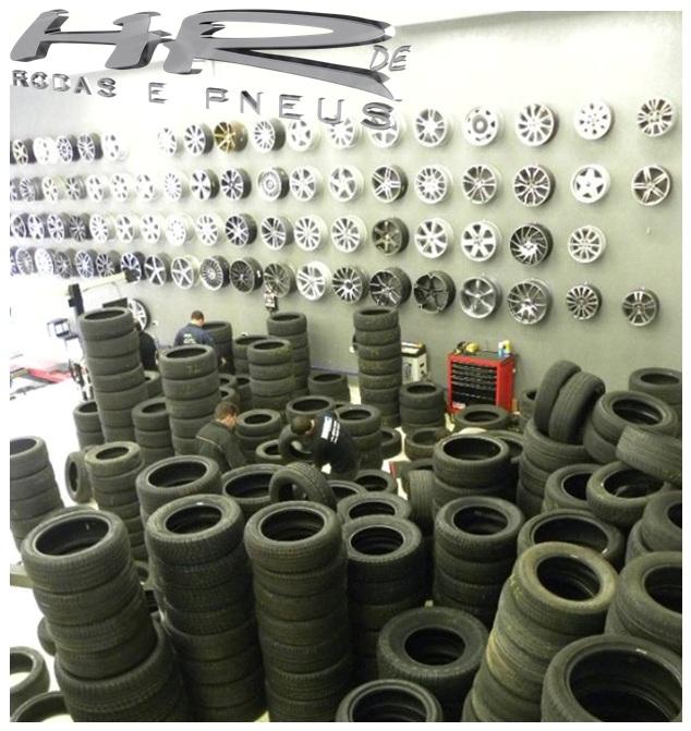 reciclando pneus-