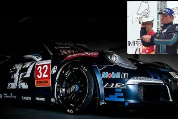 PORSCHE IMPERIO GT3 CUP-